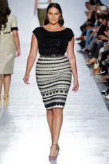 donna curvy come vestire