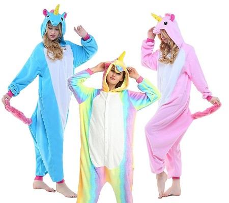 pigiami unicorno