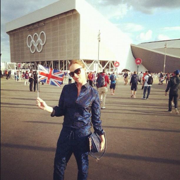 Stella McCartney Olympic Fashion