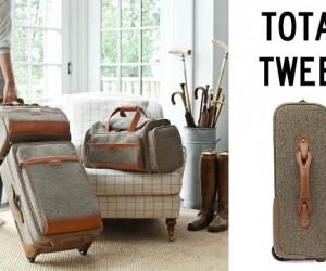Hartmann Luggage Tweed Collection
