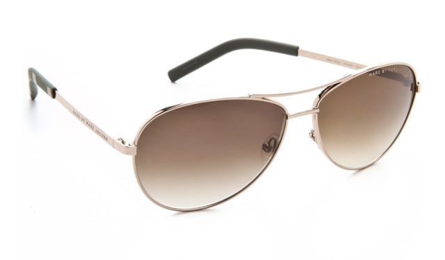 Marc Jacobs Metal Frame Aviators