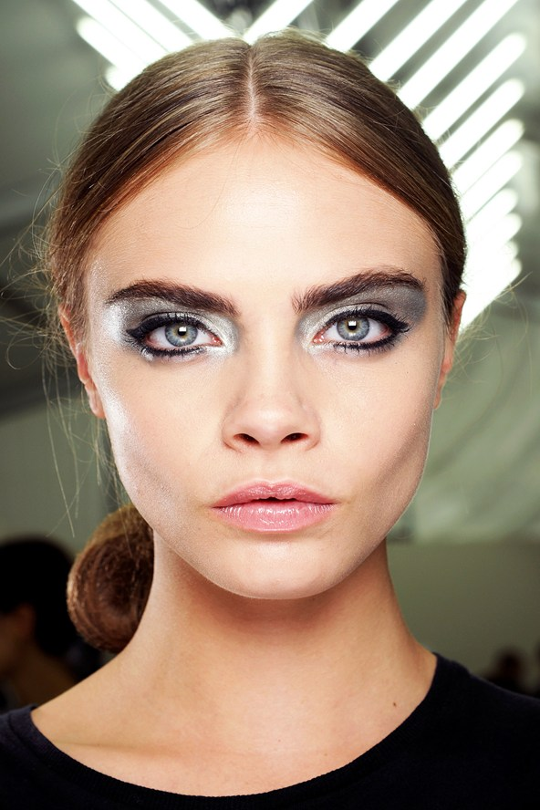Statement Eyes Summer 2013 Makeup Trends