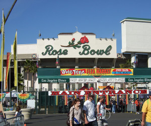 Rose Bowl Flea Market Los Angeles