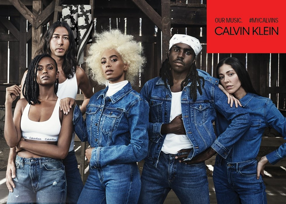 Calvin Klein Jeans' #MyCalvins