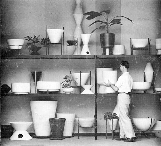 architectural pottery