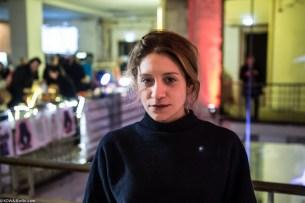 Designerin Catharina Gerekos