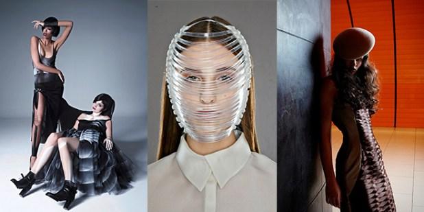 Die Zukunft der Mode - Fashionshow der AMD