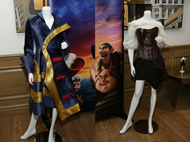 Zarina's Piraten-Kostüm in Lebensgröße (Walt Disney Pictures)