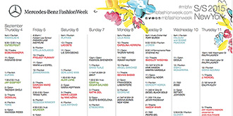 mercedes-benz-fashion-week-new-york-2015-timetable-schedule