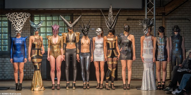 Berlin Alternative Fashion Week 2014 - Fashion Show BAFW