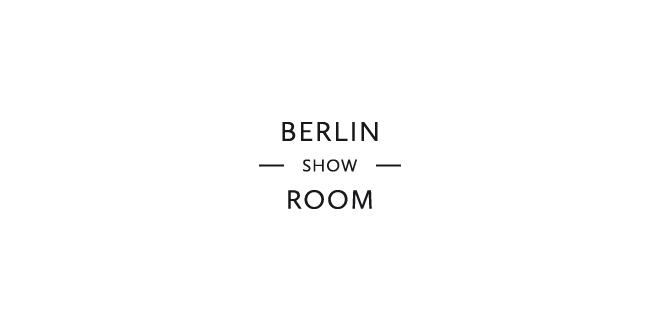 Berlin Showroom Paris New York 2015