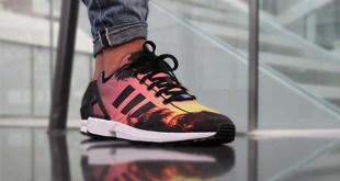 ADIDAS Sneaker Foto App #miZXFLUX