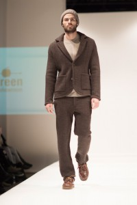 Green Showroom Salonshow - Mercedes-Benz Fashion Week Berlin Autumn/Winter 2015/16