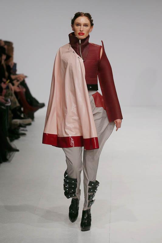 Thomas Hanisch Herbst Winter 2015 Mode Shopping Designer Trends