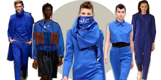 f4e7fad9b7b8 Wir machen BLAU - Trendfarbe Herbst Winter 2015 - Mode, Shopping ...