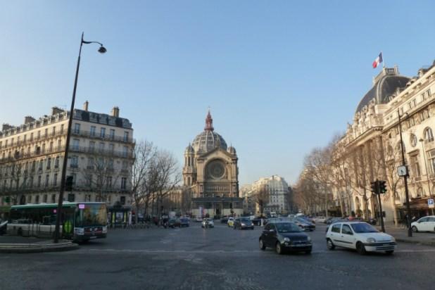 Kirche St. Augustin de Paris