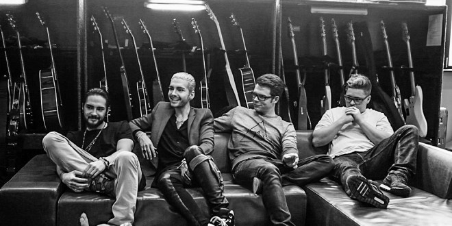 Tokio Hotel Interview 2015