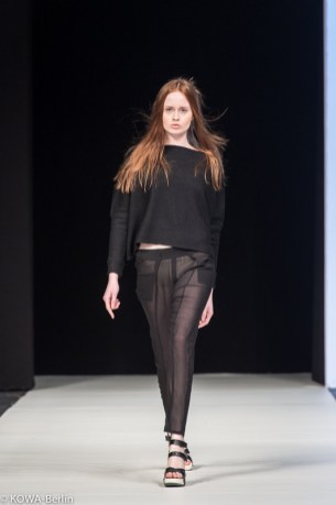 Aleks Kurkowski - Fashion Week Poland AW 2015/16