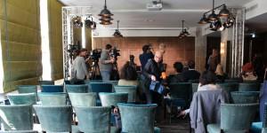 Soho House Pressekonferenz Wolfgang Joop Dresscode
