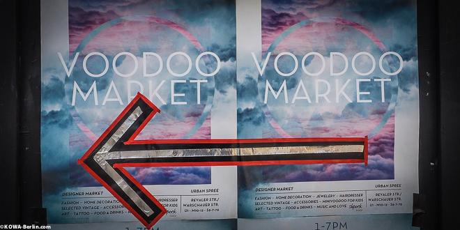 Voodoo Market Berlin 2015