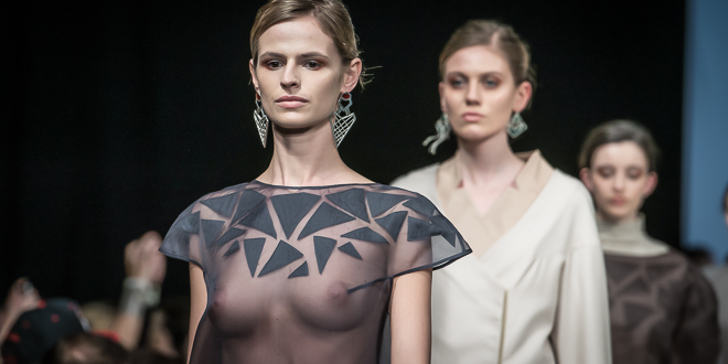 Fashion Week Poland Herbst Winter 2015-Lodz