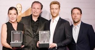 Die Preisträger des Deutschen Filmpreis 2015