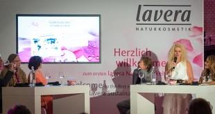Nachhaltigkeitsforum Lavera Showfloor