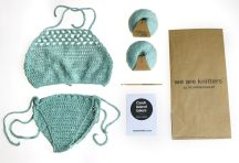 We are knitters - DIY Häkel Bikini