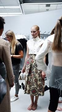 HTW Designers Fashion Show im Rahmen des Frankfurt Style Award 2015 – Backstage Report, S i b i u Design