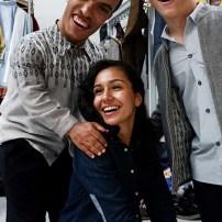 HTW Designers Fashion Show im Rahmen des Frankfurt Style Award 2015 – Backstage Report, Auf Augenhöhe