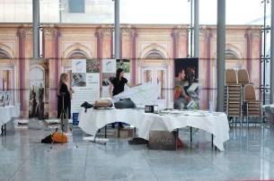 HTW Designers Fashion Show im Rahmen des Frankfurt Style Award 2015 – Backstage Report