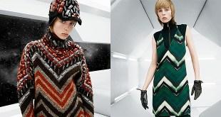 H&M Edie Campbell Studio Herbst/Winter 2015 Kampagne