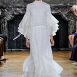 Kaviar Gauche White Iris Paris Fashion Week Spring/Summer 2016