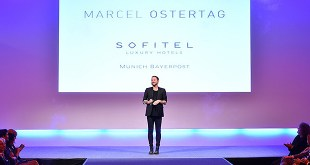 Marcel Ostertag Charity Show Sofitel