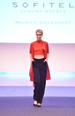 Marcel Ostertag Charity Show Sofitel München