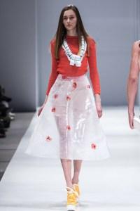 green fashion award luxaa MBFW AW 2016