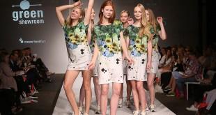 Green Showroom Show - Mercedes-Benz Fashion Week Berlin Spring/Summer 2017