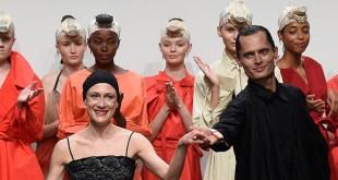 I'Vr Isabel Vollrath Show - Mercedes-Benz Fashion Week Berlin Spring/Summer 2017