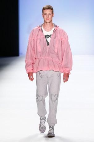Julian Zigerli Show - Mercedes-Benz Fashion Week Berlin Spring/Summer 2017