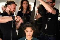 'Designer for Tomorrow' Backstage - Mercedes-Benz Fashion Week Berlin Spring/Summer 2017