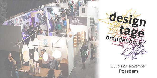 Designtage Brandenburg 2016 Potsdam