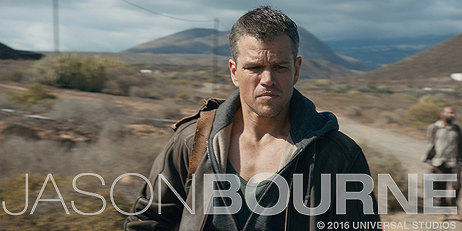 Jason Bourne 5 - 2016