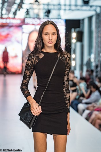 Fashion Show am 8. September 2016 in Mall of Berlin