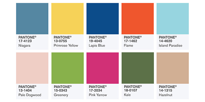 fr hjahr 2017 pantone color fashion color report spring 2017