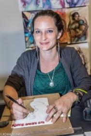 Sabine Rich german-comic-con-berlin-2016
