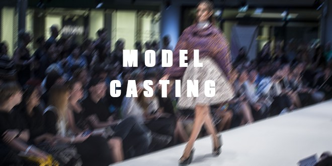 Public Model Casting Berlin 2016 - ESMOD Berlin