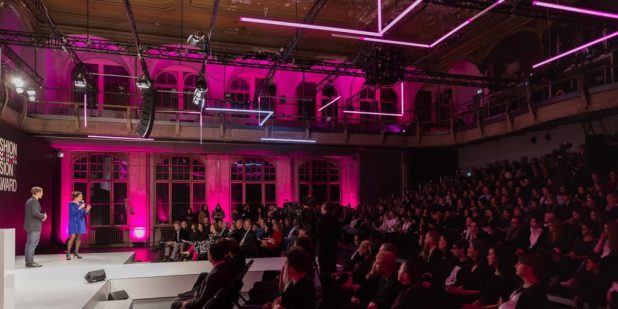 Fashion Fusion by Deutsche Telekom Award Show Januar 2017