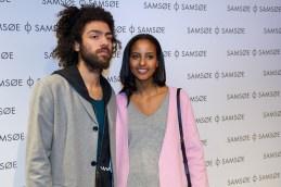 Samsoe & Samsoe Herbst Winter 2017 MBFW Berlin AW17