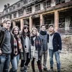 Sonja Gerhardt, Tim Oliver Schultz, Lisa-Marie Koroll, Nilam Farooq, Emilio Sakraya, Timmi Trinks, HEILSTÄTTEN - Horror 2017