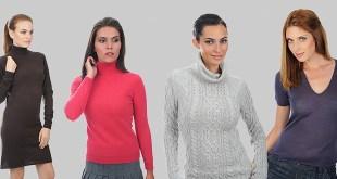 Kaschmir Mode Pullover